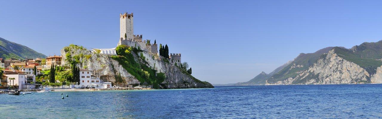 Reisen am Gardasee und Verona